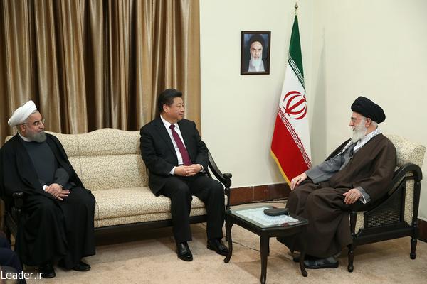 توافق برای «روابط استراتژیک ۲۵ ساله» ایران و چین درست و حکمت آمیز است