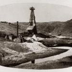 تصاویر دیده نشده از اولین اکتشافات نفت در ایران + عکس