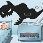 نجات ۳ نفر از مرگ بر اثر مسمومیت با مونوکسید کربن