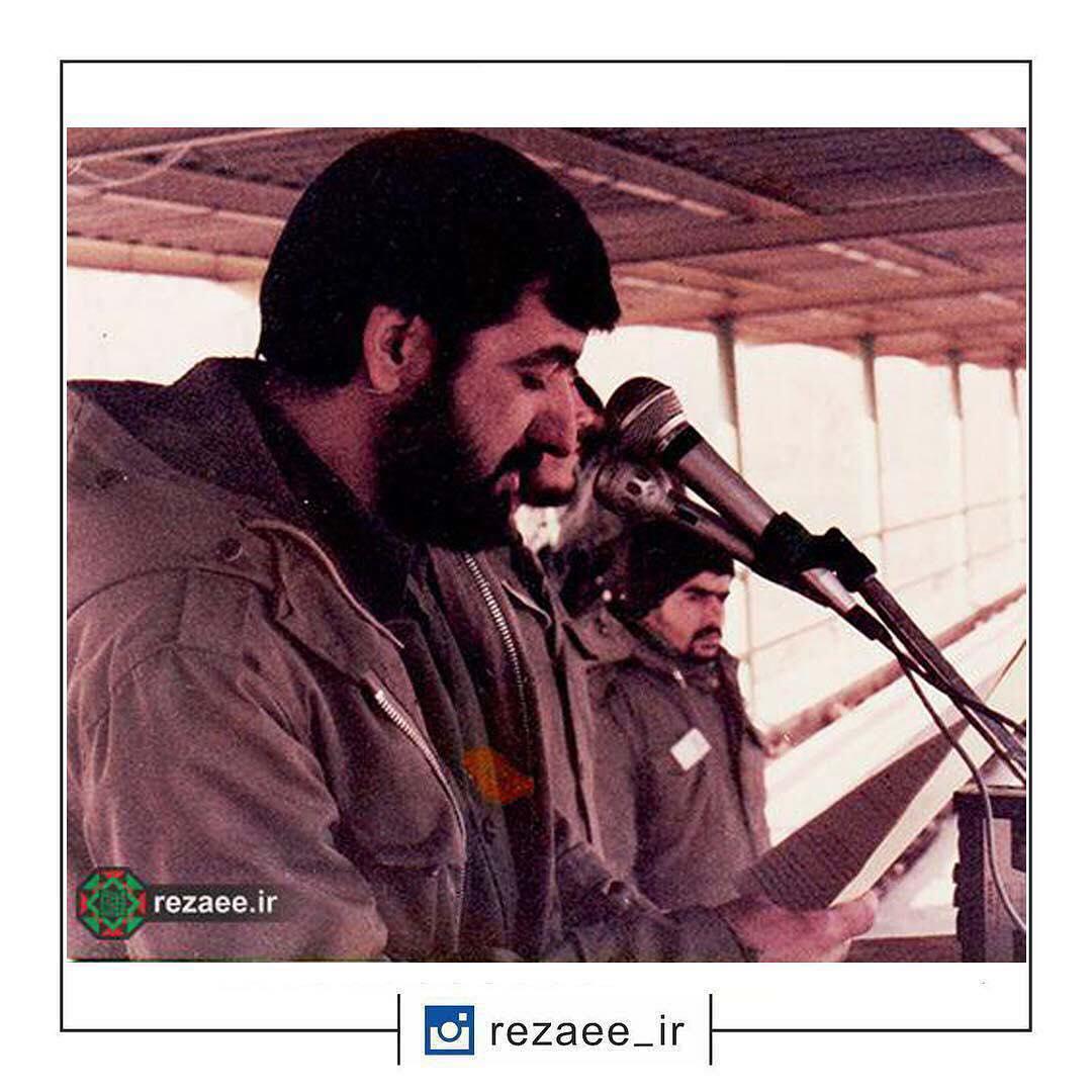 محسن رضایی: یک انقلابی به مردم خیانت نمیکند