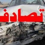 کشته شدن سالانه ۱۶ هزار نفر در تصادفات