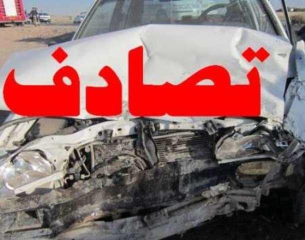 سانحه رانندگی در محور هریس – تبریز با یک کشته و هفت مصدوم