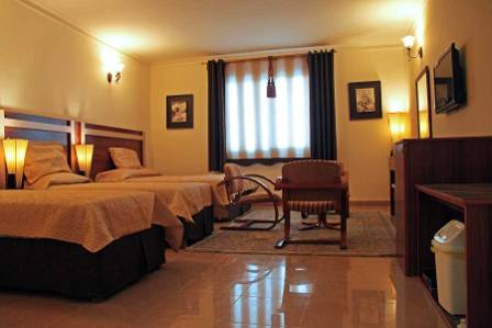 ۹۹ درصد ظرفیت هتلهای آذربایجان شرقی خالی است