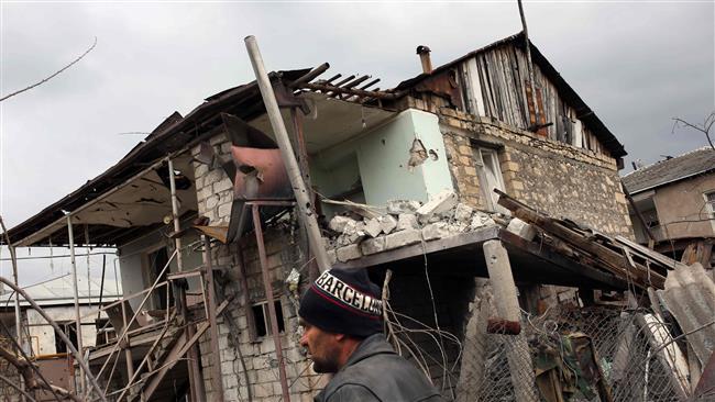 آتشبس در قرهباغ پس از ۴ روز درگیری مرگبار