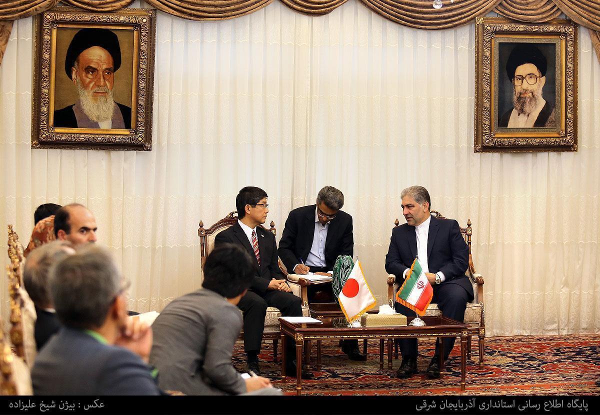 دولت ژاپن در حال از سر گیری مبادلات تجاری گسترده با ایران است