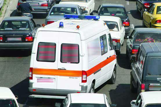 واژگونی خودرو در صدر حوادث ترافیکی