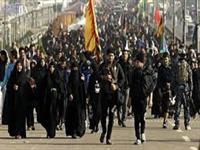 مسئولیت پذیرایی از زائران اربعین حسینی در مرز شلمچه به آذربایجانشرقی سپرده شد