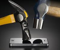 مقاومترین شیشه نشکن تلفنهمراه تولید می شود
