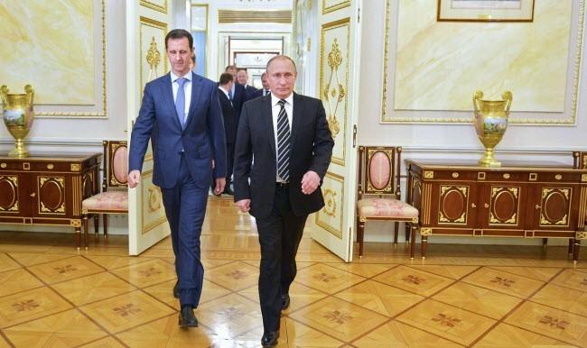 طرح مشترک روسیه و سوریه برای پایان دادن به جنگ سوریه