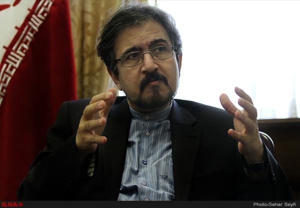 تحریم ظریف، مقابله با بیان آزادی و گفتار دیپلماتیک است