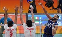 خداحافظی شاگردان لوزانو با المپیک