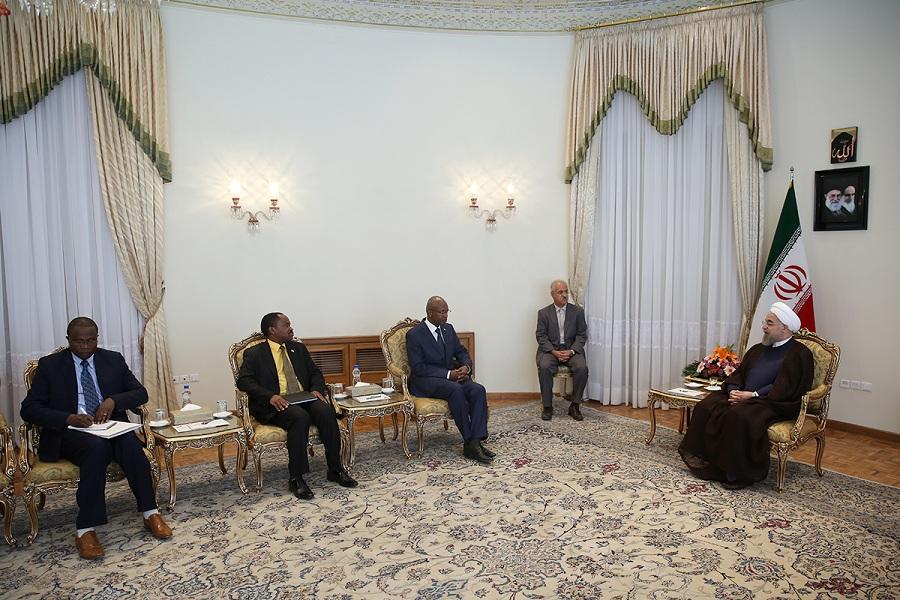 توسعه روابط و همکاری با کشورهای آفریقایی برای ایران حائز اهمیت است