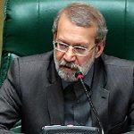 لاریجانی: جلسه سوال از رئیس جمهور کمال سیاست ورزی کشور را نشان می دهد