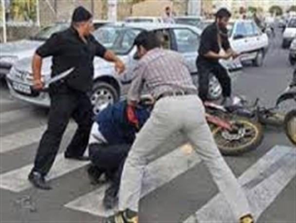 جزئیات درگیری و مرگ یکی از اراذل و اوباش در خیابان بهار تبریز