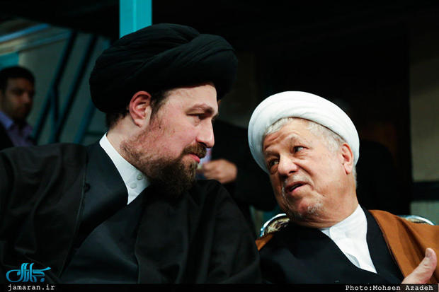 سید حسن خمینی: هاشمى زنده است و در جان و روان ایران جریان خواهد داشت