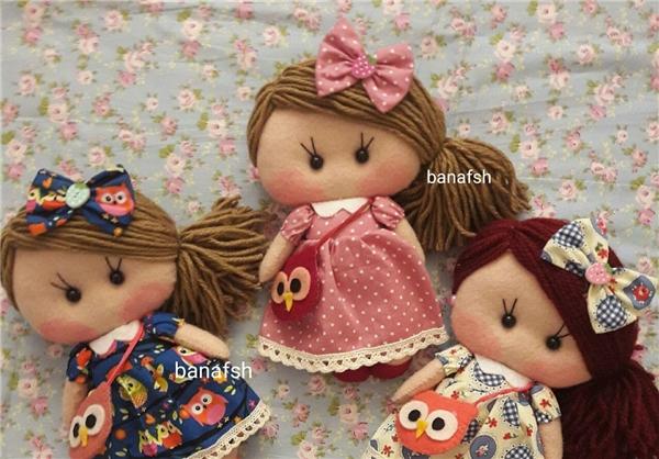 قصه عروسکهایی که در فضای مجازی غوغا کردهاند + تصاویر