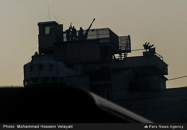 شنیده شدن صدای شلیک ضدهوایی در تهران / حضور پرنده بدون سرنشین در منطقه پرواز ممنوع + فیلم