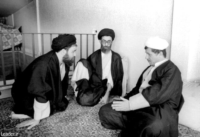 مراسم بزرگداشت حجتالاسلام والمسلمین هاشمی در حسینیه امامخمینی