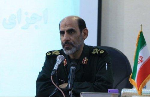 نگهبانی از انقلاب اسلامی به عنوان رسالتی مهم بر دوش پاسداران است