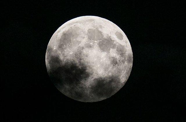 محققان توانستند سن ماه را شناسایی کنند