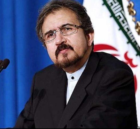 نیمه افراشته شدن پرچم سفارتخانههای ایران در خارج از کشور