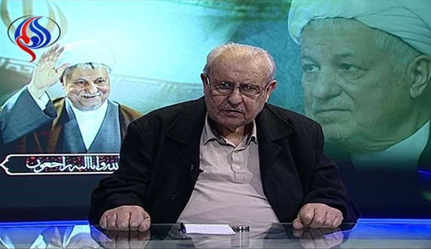 سفیر فلسطین: آیت الله رفسنجانی در راستای تقویت مقاومت فلسطین گام برمی داشت
