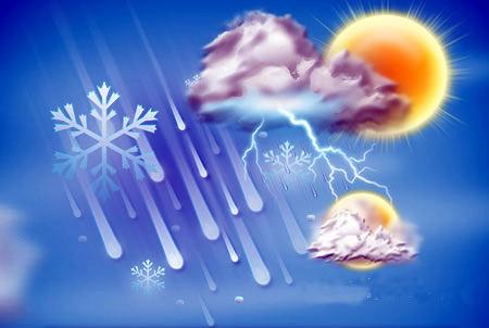 ورود سامانه بارشی جدیدی از روز پنجشنبه تا روز دوشنبه