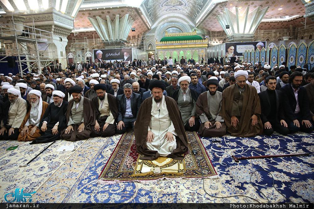مراسم+پنجشنبه+آخر+سال+در+حرم+مطهر+امام+خمینی(س)-1