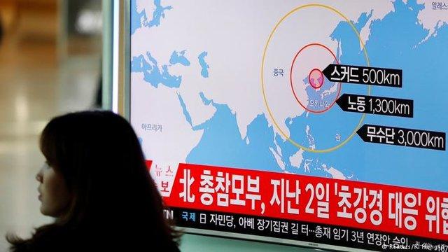کره شمالی آزمایش یک بمب هیدروژنی را تایید کرد