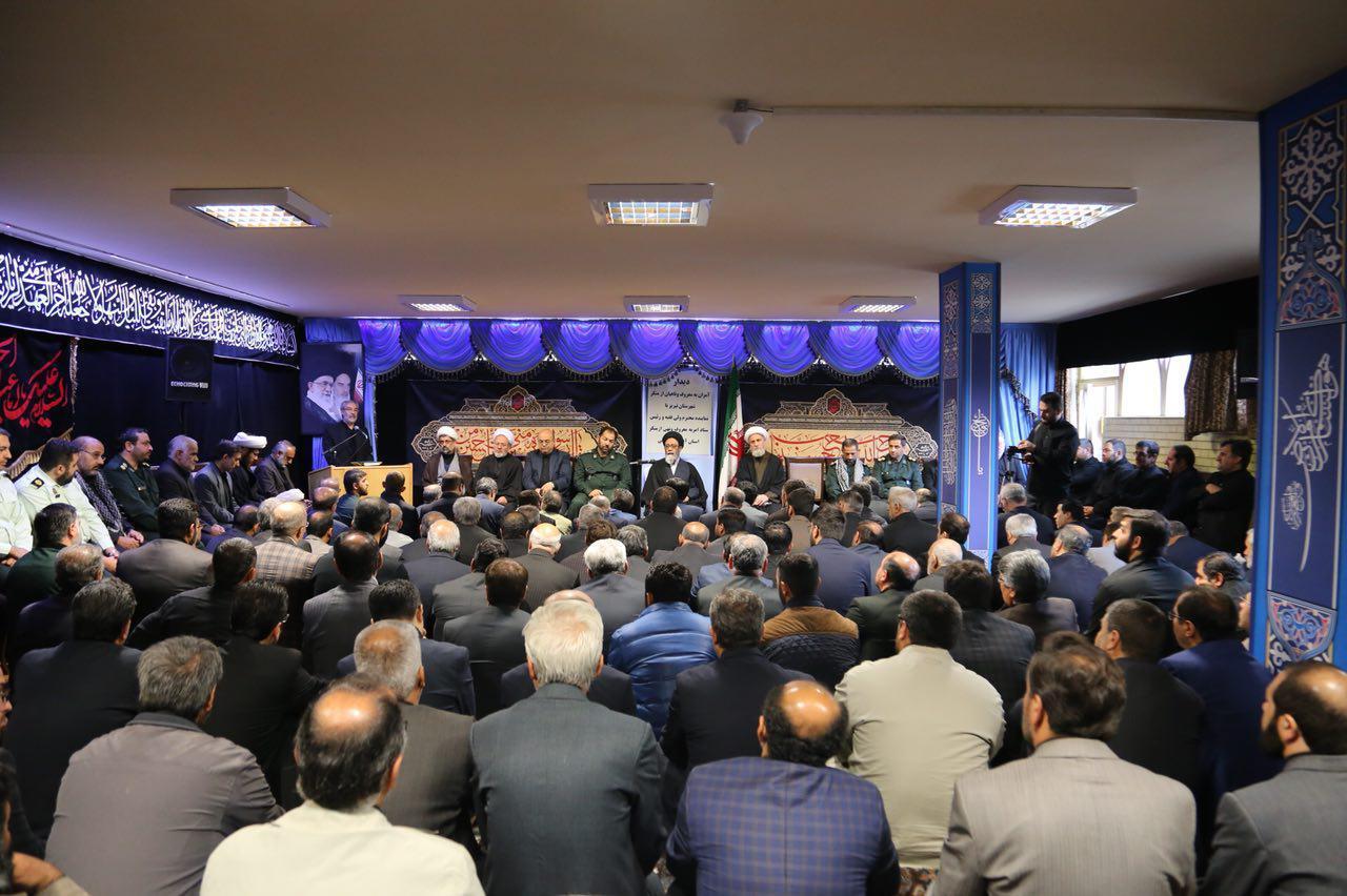 هیچوقت اجازه نخواهیم داد تا به منبر و مسجد توهین کنند
