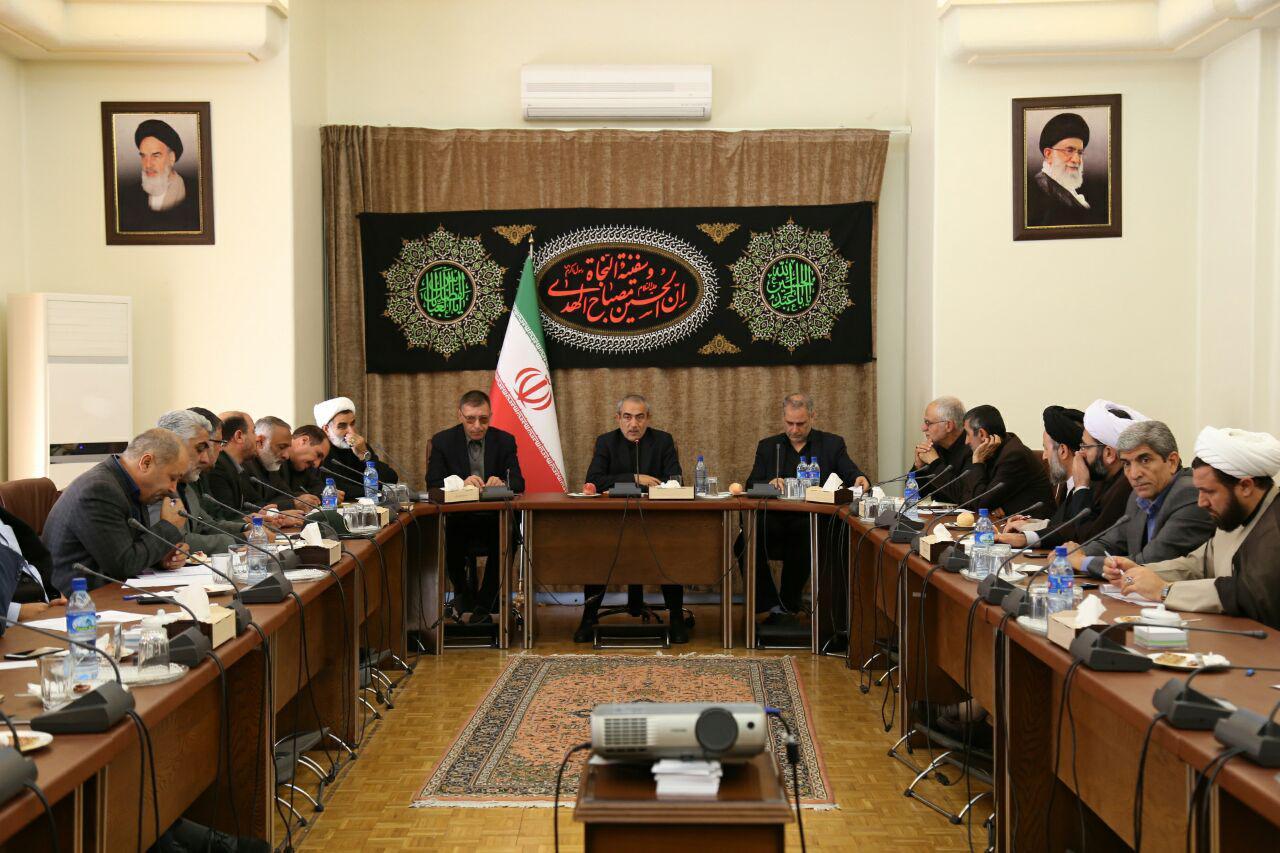 تجمع ۲۰ میلیونی اربعین حسینی حضوری معنادار و مؤثر در امنیت ملی ایران و عراق است