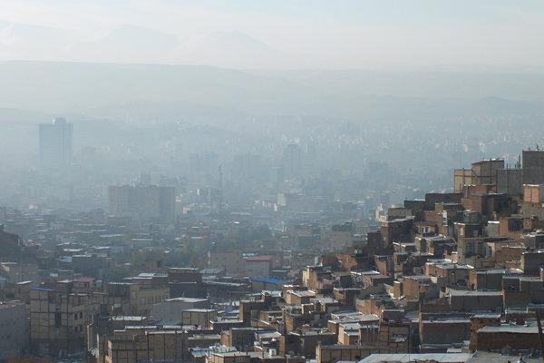 بازنگری در مدیریت و برنامه ریزی و اقدامات محیط زیست راه حل کنترل آلودگی هوای تبریز