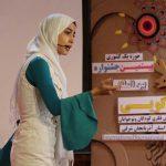 عسل اعظمی، برگزیده کشوری بیستمین جشنواره بینالمللی قصهگویی شد