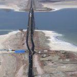دریاچه ارومیه ۳۵۰ میلیون متر مکعب حقآبه از وزارت نیرو طلب دارد