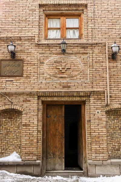 ساماندهی و فضاسازی خانه تاریخی ستارخان