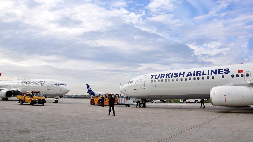 فرود اضطراری هواپیمای ترکیه به علت وخامت حال مسافر ایرانی