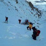 پیدا شدن پیکر کوهنورد تبریزی مفقود شده در ارتفاعات میشو پس از ۷۳ روز