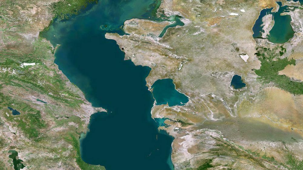 کاهش چهار متری آب خزر در ۵۰ سال اخیر