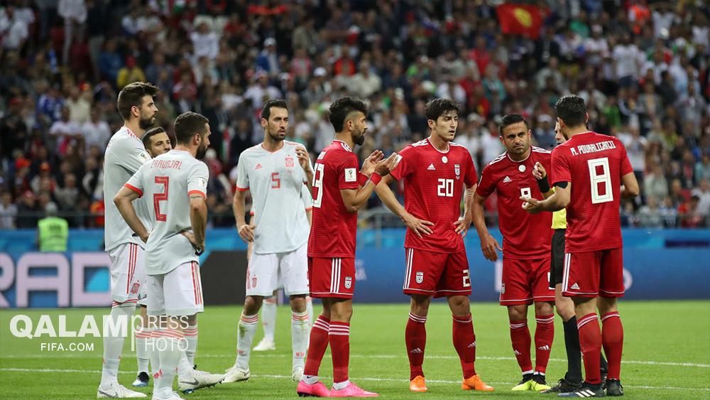 گریه سردار از انتقاد ایرانیها/ آزمون: اگر مردم ناراضیاند بعد از جام جهانی خداحافظی میکنم