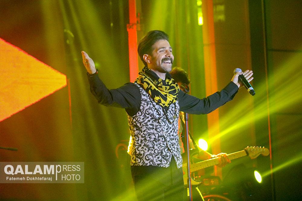 کنسرت حمید هیراد در تبریز / گزارش تصویری