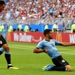 اروگوئه ۳- روسیه صفر؛ اروگوئه مقابل چشمان میزبان صدرنشین شد