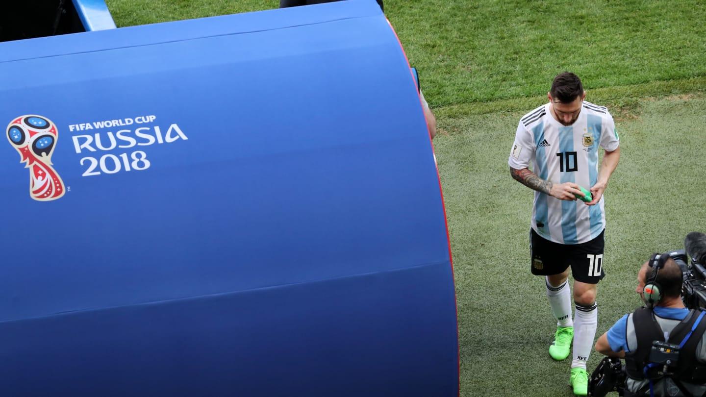 فرانسه ۴ – آرژانتین ۳ / خداحافظی تلخ مسی از جام جهانی روسیه