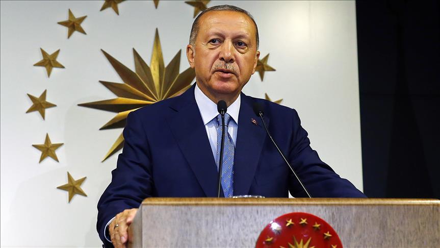 اردوغان: مردم ترکیه در انتخابات به تمام دنیا درس دموکراسی دادند