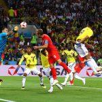 کلمبیا ۱(۳)- انگلیس ۱(۴)؛ بالاخره طلسم شکست