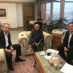 بررسی مشکلات ارزی تولیدکنندگان آذربایجان شرقی با حضور قائممقام بانک مرکزی