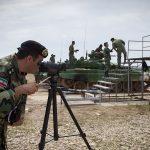 حضور تیم های نیروهای مسلح ایران در بازی های ارتش ۲۰۱۸ روسیه + فیلم