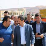 به زودی شاهد بهره برداری از پروژه ارزشمند میدان آذربایجان خواهیم بود