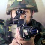 تجهیز پلیس چین به سلاح لیزری