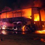 علت حادثه ترمینال سنندج نقص فنی نفتکش و تردد در ساعت غیرمجاز بود/ ۱۱ نفر کشته و ۹ نفر زخمی شدند