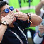 دیگو مارادونا: حاضرم به صورت رایگان سر مربیگری تیم ملی آرژانتین شوم